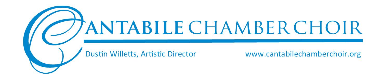 Cantabile Chamber Choir Logotype